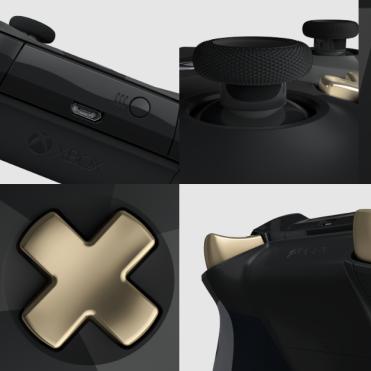XboxDesignLabGOLDsquadarc5ange1controller